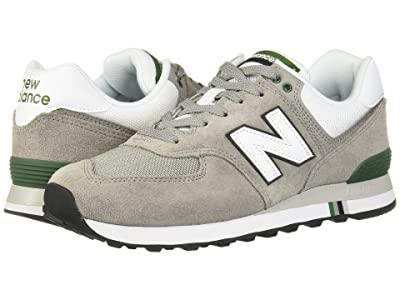 New Balance Classics 574 Summer Shore (Marblehead/Team Forest Green) Men