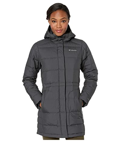 Columbia Hexbreakertm Down Jacket (Charcoal Heather) Women