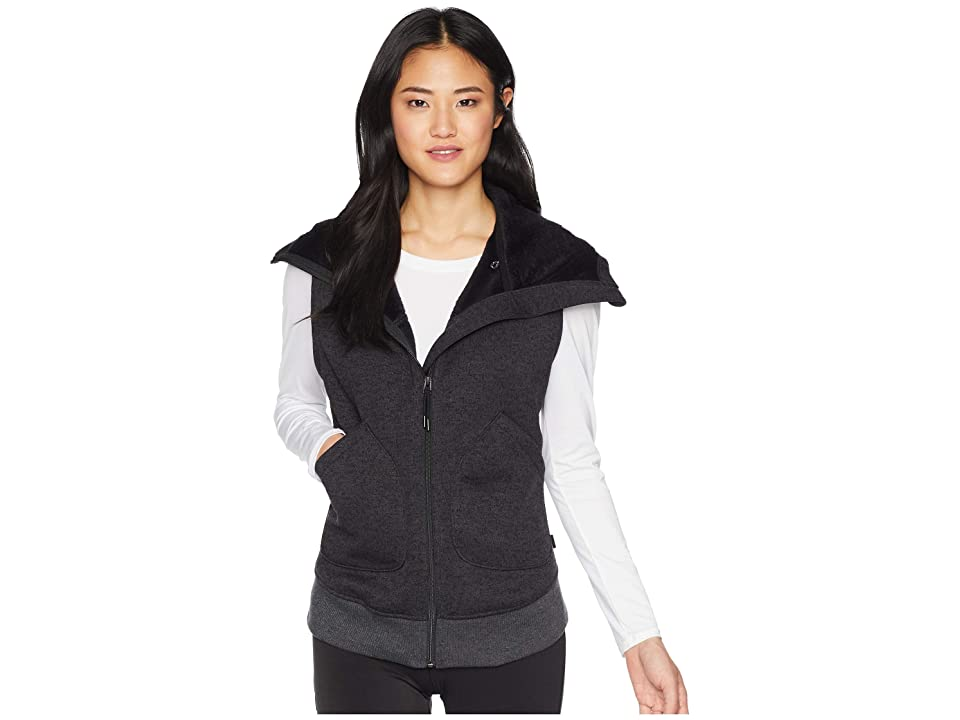 Burton Minxy Vest (True Black Heather) Women