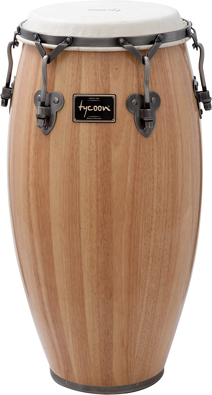 Tycoon Max 71% OFF Percussion 10 Inch Signature Natural Denver Mall Series Requi Classic