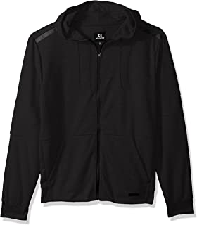 Southpole Men's Tech Fleece Tech Fleece Hooded Full-Zip Jacket