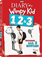 Diary of a Wimpy Kid 1, 2 & 3