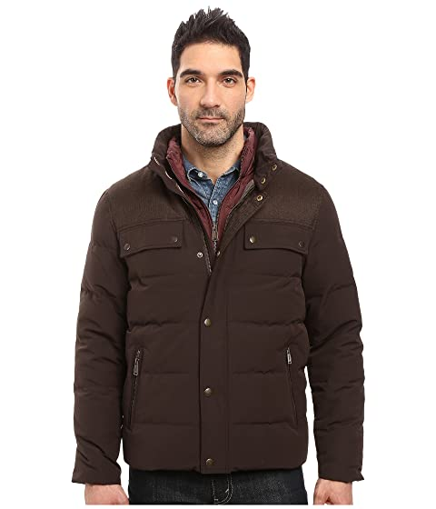 Cole Haan Utility Down Quilted Military Jacket at 6pm : cole haan leather jacket diamond quilted - Adamdwight.com