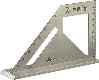 シンワ測定 止型スコヤ 広巾台付き 台巾40mm 62189