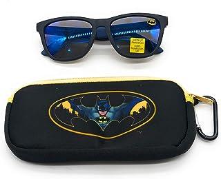Batman Kids Sunglasses with Matching Glasses Carrying...