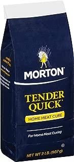 Morton Curing Salt, Tender Quick Home Meat Cure, 2 Pound