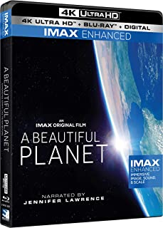A Beautiful Planet - 4K Ultra HD - IMAX Enhanced