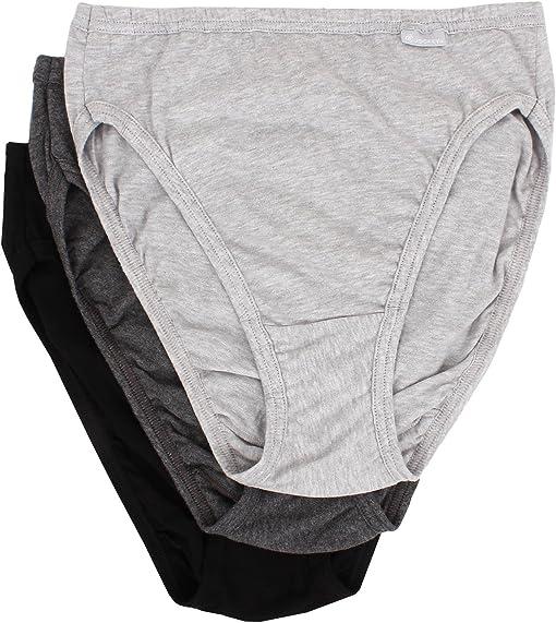 Grey Heather/Charcoal Grey Heather/Black