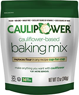 Original Cauliflower-Based Baking Mix By CAULIPOWER 12 Oz [Discontinued]