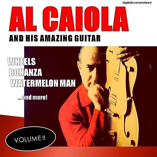 Amazon Music - Al Caiola & His GuitarのAl Caiola and His Amazing ...