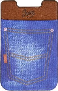 Porta Cartão Para Smartphone Smart Pocket I2GO Jeans - Jeans Fashion Series