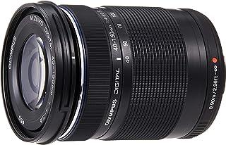 Olympus M.Zuiko - Teleobjetivo digital ED 40 - 150 mm F4 - 5.6, apto para todas las cámaras MFT (modelos olympus OM - D & Pen, serie G de Panasonic), negro