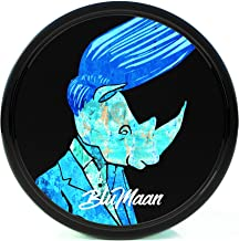 BluMaan Meraki Styling Natural Hair Wax For Men- Use As A Pre-styler For Volume Or Post-styler For All-day Hold - Matte Fi...
