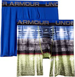 2-Pack Football Sublimation Boxer (Big Kids)
