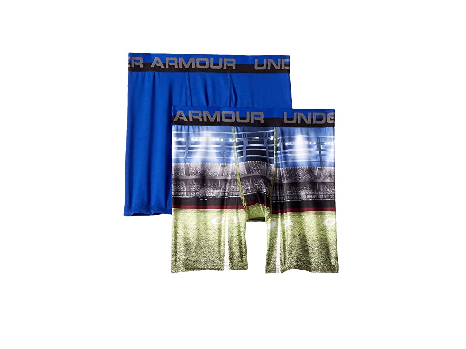 Under Armour Kids - Under Armour Kids 2-Pack Football Sublimation Boxer