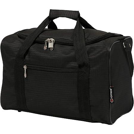 um den Freibetrag von Wizz Air einzuhalten 40x30x20cm entworfen für Das kostenfreien Kabinengepäck schwarz 0700461632559 Cabin Max Budapest