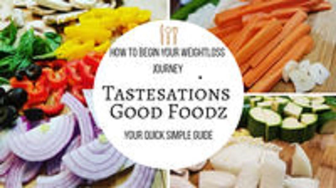 留め金華氏協会Tastesations Good Foodz: Volume 1 (English Edition)
