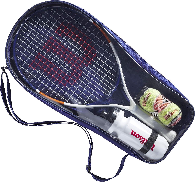 Wilson Raqueta de tenis, Roland Garros Elite 25, Jugador júnior