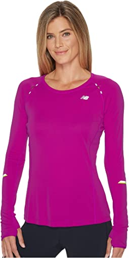 New Balance - NB Ice Long Sleeve Shirt