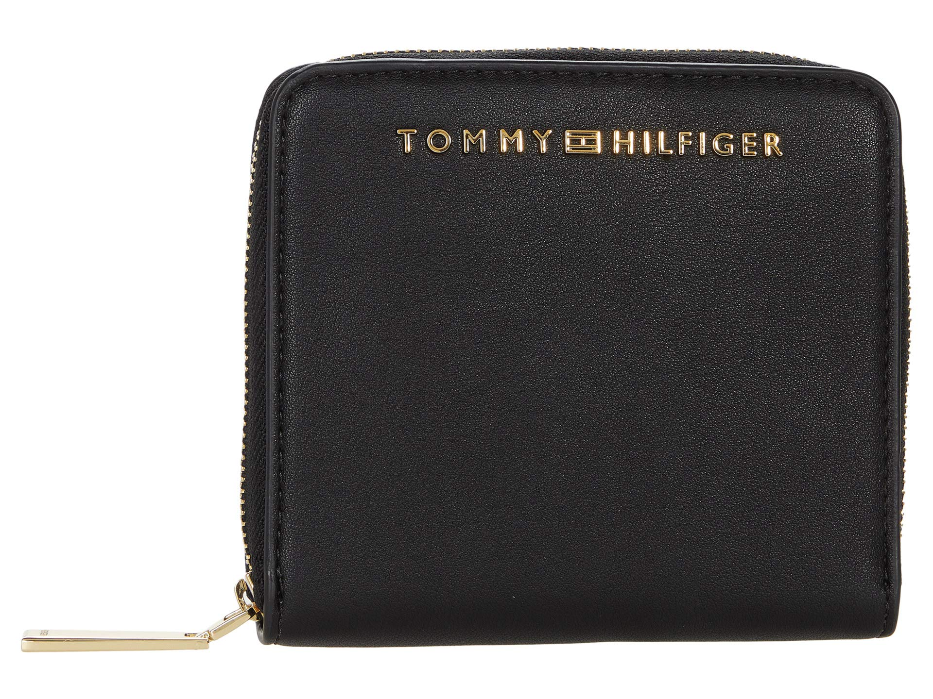 Tommy Hilfiger Tommy Hilfiger French Wallet - Smooth Grain PVC