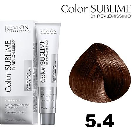 COLOR SUBLIME 5.4 Tinte permanente - 75 ml