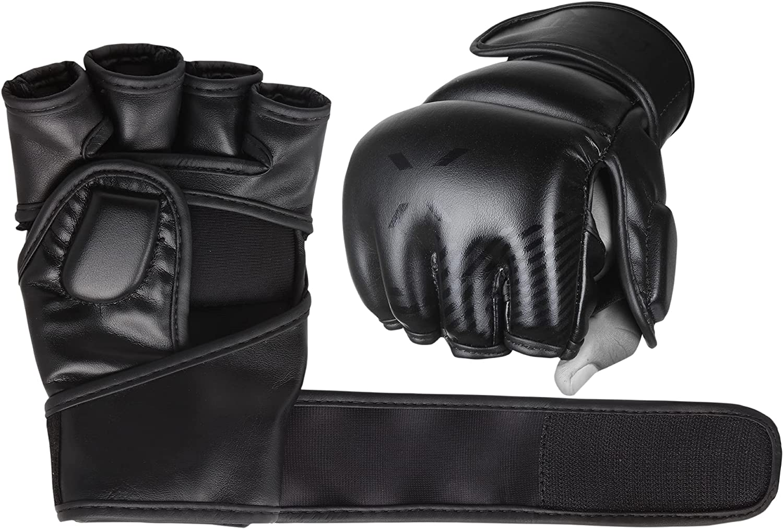 FightX MMA Gloves High quality for Men Training Grip Wristwrap Fees free!! Women