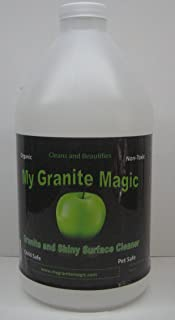 My Granite Magic Organic Daily Use Cleaner 64 Oz Refill