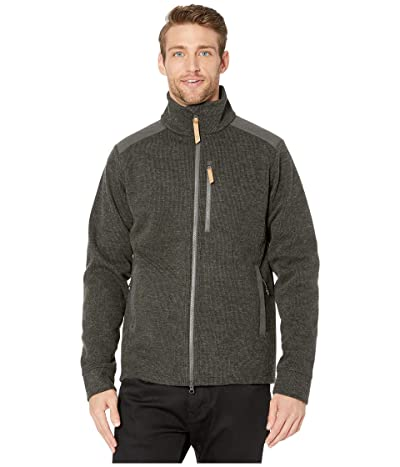Fjallraven Singi Fleece Jacket (Stone Grey) Men