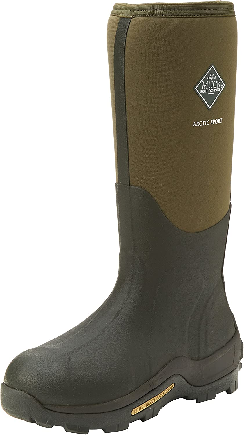 Muck Womens Arctic Sports Rubber Boots