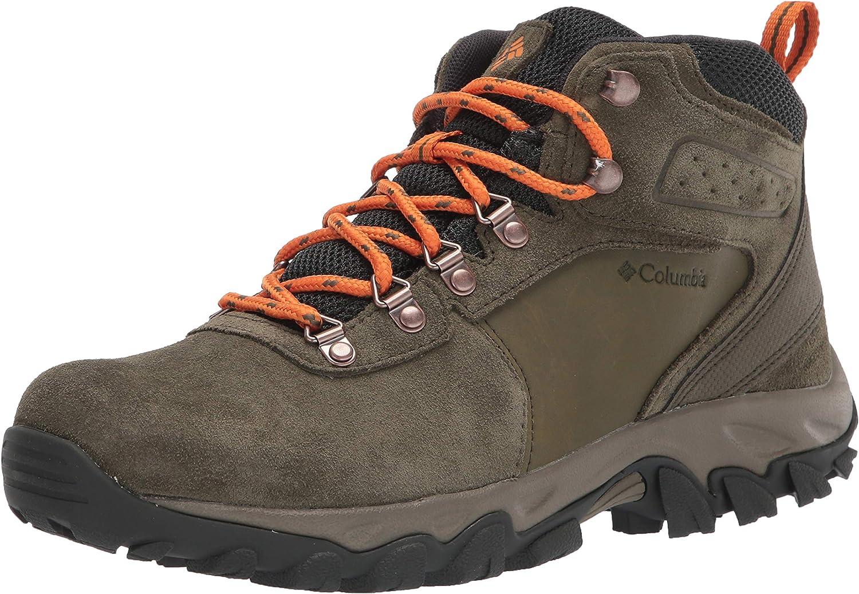 Columbia Men's Newton Max 79% OFF Branded goods Ridge Plus Suede Hiking Shoe Ii Waterproof