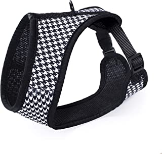 Mile High Life Dog & Cat | Fit Easy Vest Harness | No Choke Pull Step-in | Breathable Soft Mesh | Comfort Padding�Puppy Training Halter