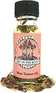 Man Tamer Oil 1/2 oz for Fidelity, Commitment, Control, Submission and a Peaceful Relationship Wiccan Pagan & Hoodoo Rituals