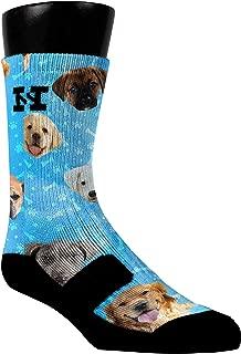 HoopSwagg Brand Athletic Socks Dog Park