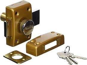 ABUS CLK CB 40 B C slot met cilinder en knop, 40 mm, bronskleur