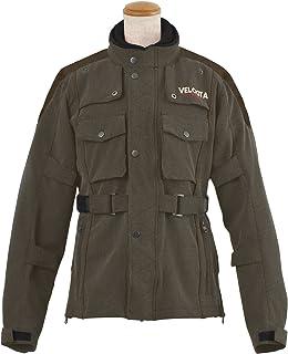 ロッソスタイルラボ(Rosso StyleLab) ジャケット ヴェロチタ レオネ 防水ウインタージャケット チャコール M レディース ROJ-954