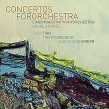 Concertos for Orchestra (Live)