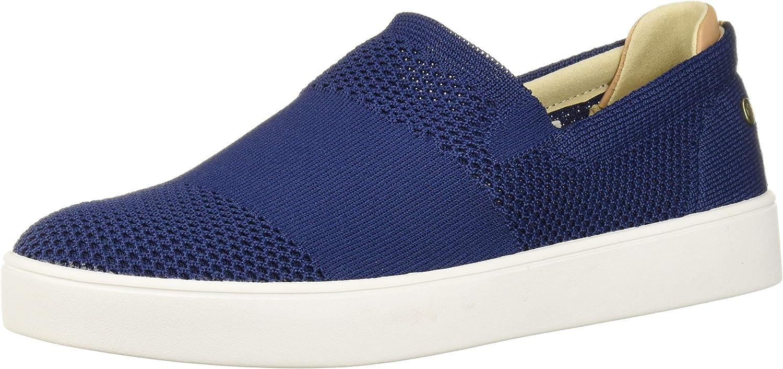 Spenco Women's Bahama Slip On Sneaker, Patriot Blue 7 Medium US
