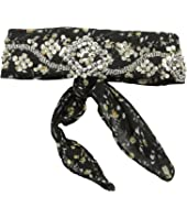 BCBGeneration - Ditzy Blossom Rolled Necktie