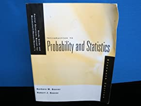 Introduction to Probability and Statistics: Study Guide and Solutions Manual