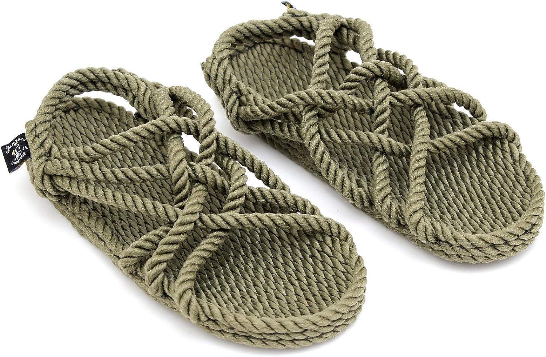 Nomadics JC JC JC Unisex-Erwachsene Sandale aus Seil  5aa0e8
