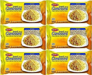 Osem Israeli Pearl Couscous, Original, 8.8 Ounce Box (Pack of 6, Total of 52.8 Oz)