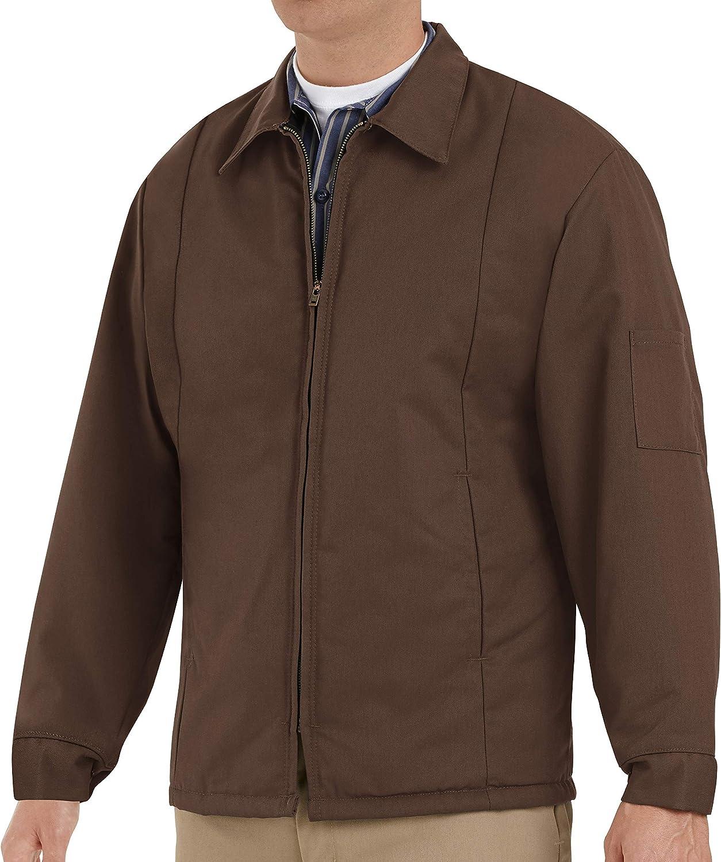 Red Kap Men's Perma Lined Panel Jacket