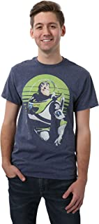 Toy Story Stoic Buzz Lightyear Adult T-Shirt