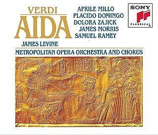 Verdi: Aida / Millo, Domingo, Zajick, Morris, Ramey; Levine