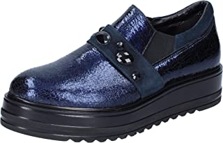 PHIL GATIER by REPO Loafer Flats Womens Blue