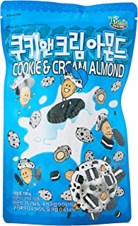 Tom's Farm Cookie & Cream Almond, 190g