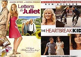 Romantic Couple Bundle: Letters to Juliet & The Heartbreak Kid (Full Screen) 2-Movie Set