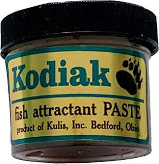 Kodiak Fish Attractant Saltwater Paste Crab Scent