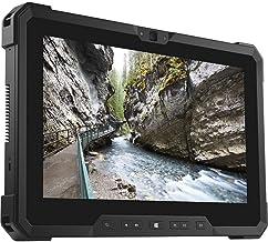 Dell Rugged Tablet 7212, WIN10, Intel i5-7300U@2.6GHz, 11.6 inches FHD, 512GB SSD, 8GB, WiFi, Bluetooth (Renewed)