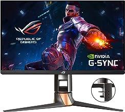 "ASUS ROG Swift 360Hz PG259QNR 24.5"" HDR Gaming Monitor, 1080P Full HD, Fast IPS, 1ms, G-SYNC, ULMB, NVIDIA Reflex Latency ..."